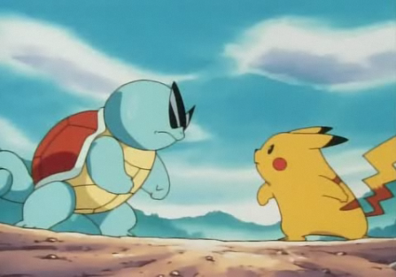 TB012: Here Comes The Squirtle Squad