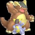 115Kangaskhan Mega Pokémon HOME