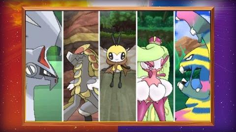 Ontmoet Silvally, Kommo-o en andere geweldige Pokémon in Pokémon Sun en Pokémon Moon!