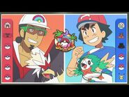 An Aerial Showdown - Pokémon the Series- Sun & Moon—Ultra Legends - Official Clip