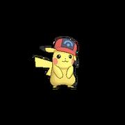 Ash-Pikachu 3