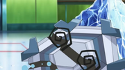 Brycen's Cryogonal fainted