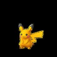 Pikachu GO Shiny
