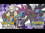 Pokemon Black-White - Battle! Ghetsis Music (HQ)