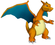 006Charizard Pokemon PokéPark