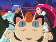 Meowth Jessie James