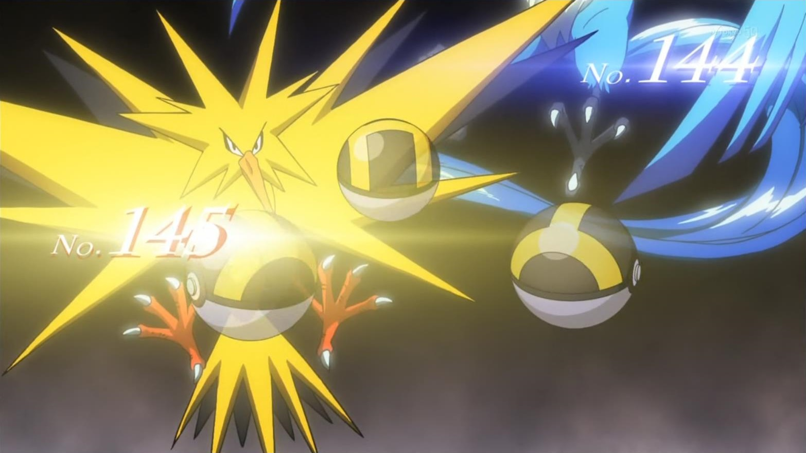 Red's Zapdos