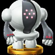 레지스틸 피규어 Wii U