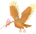 022Fearow Pokémon HOME