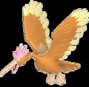022Fearow Pokémon HOME