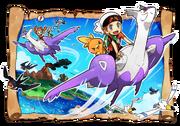 Pokemon oras artwork
