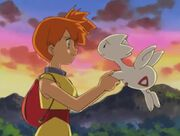 RS045 Misty & Togetic's farewell