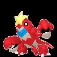 342Crawdaunt Pokémon HOME