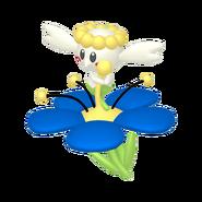 669Flabébé Blue Flower Pokémon HOME