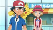 Pokemon -) Serena & Ash