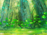 Vibrant Forest