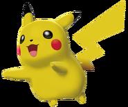 025Pikachu Pokemon Battle Revolution
