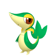 495Snivy Pokémon HOME