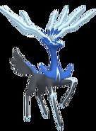716Xerneas Neutral Mode Pokémon HOME