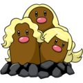 051Dugtrio Alola Dream