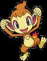 390Chimchar DP anime 2