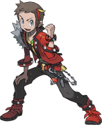Brendan Omega Ruby and Alpha Sapphire Contest