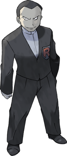 Giovanni FireRed and LeafGreen