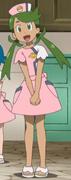 Mallow nurse outfit