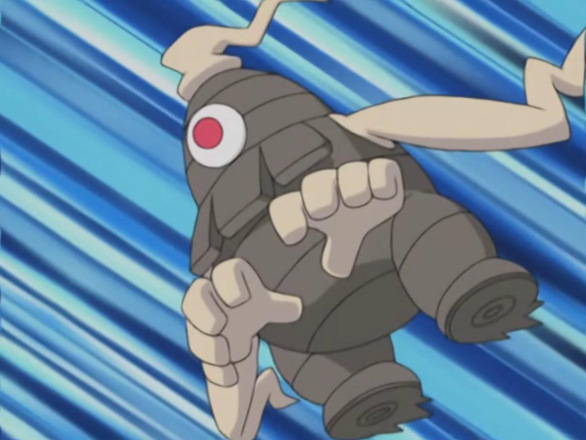 Timmy's Pokémon was a Dusclops, whom he sent during the Verdanturf Town's Contest.