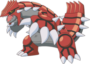 383Groudon XY anime