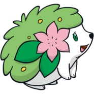 492Shaymin Land Forme Dream 2