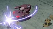 Chill Drive Genesect Metal Claw