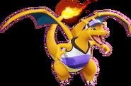 006Charizard Purple Style Pokémon UNITE