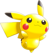 025Pikachu Pokemon Rumble U
