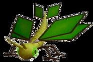329Vibrava Pokémon Colosseum