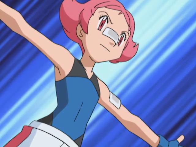 Maylene (anime)