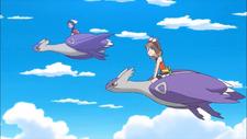 Mega Latios and Mega Latias Trailer Anime