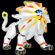 791Solgaleo Pokémon HOME