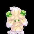 869Alcremie Caramel Swirl Clover Sweet Pokémon HOME