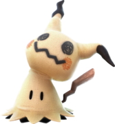 Mimikyu Pokken Tournament DX