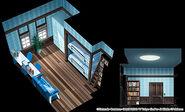 사쿠라기 연구소 (지우와 고우의 방)