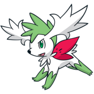 492Shaymin Sky Forme Dream 3
