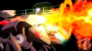 Burn Drive Genesect Techno Blast