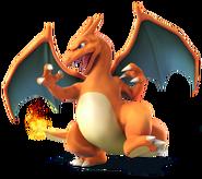 Charizard (SSB for Nintendo 3DS - Wii U Artwork)