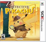 Detective Pikachu US Boxart