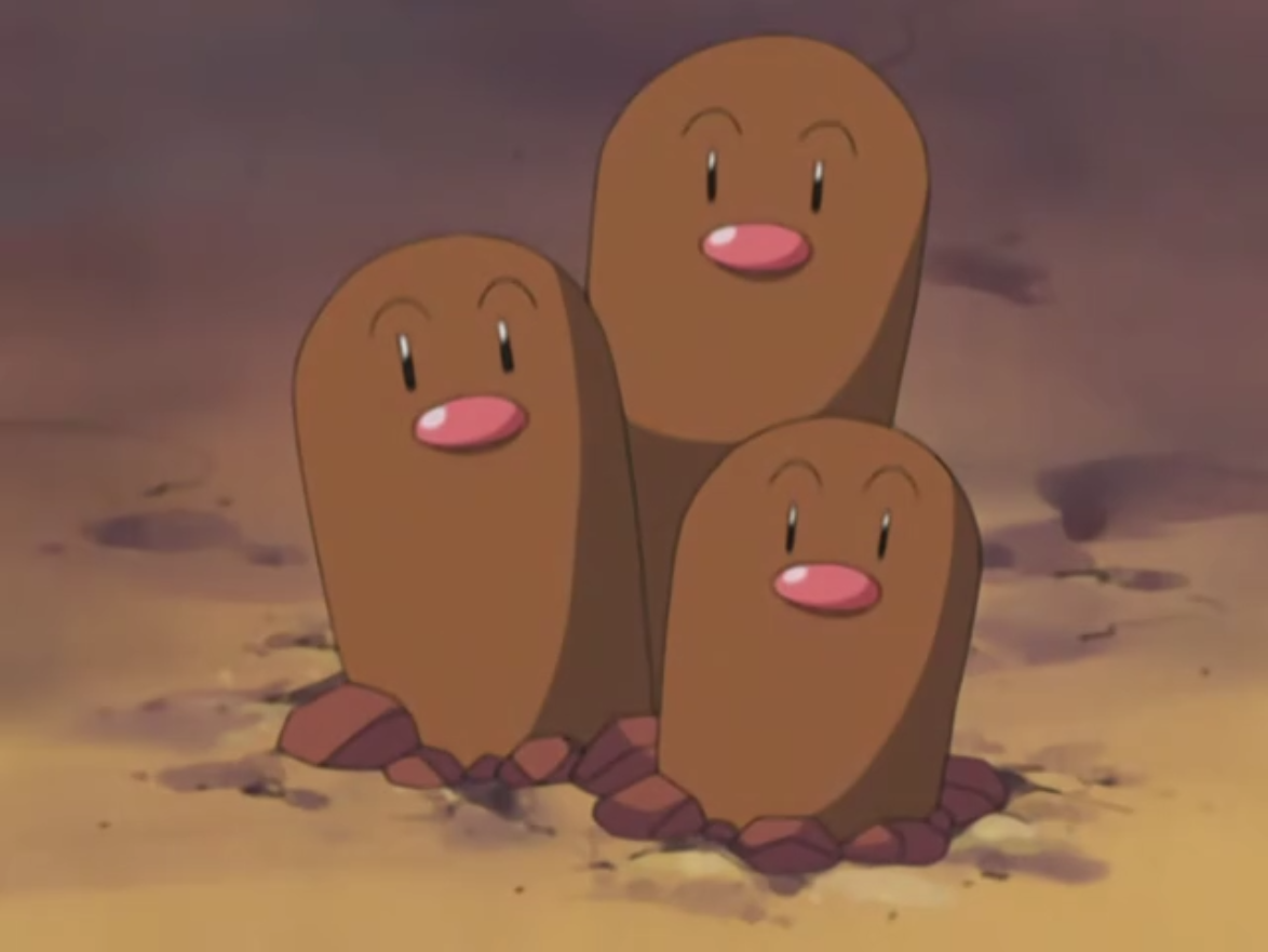 Dugtrio (RS071)