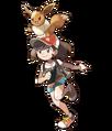 Elaine Lets Go Pikachu Eevee