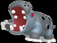450Hippowdon Female Pokémon HOME
