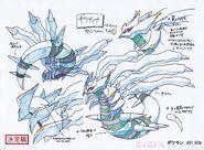 Giratina concept art 2