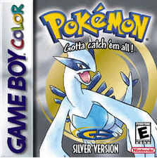 Pokemon silver